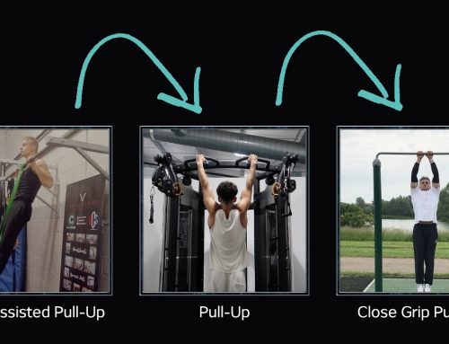 Exercise progressions and regressions
