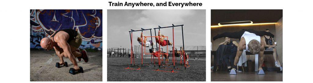 Train Everywhere - No Gym Needed!
